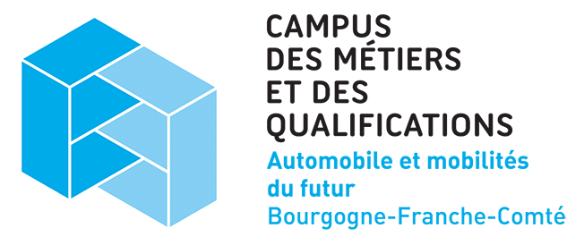 Mobicampus – Le campus de l'automobile des mobilités du futur Logo